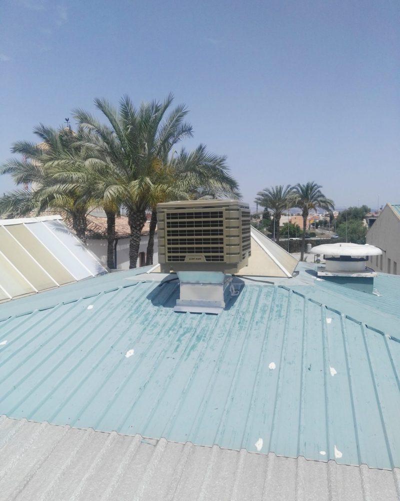 climatizacion-evaporativa-murcia-ixeo